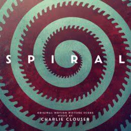 Обложка к диску с музыкой из фильма «Пила: Спираль»