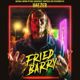 Обложка к диску с музыкой из фильма «Жареный Барри»