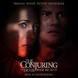 Обложка к диску с музыкой из фильма «Заклятие 3: По воле дьявола»