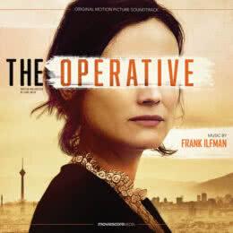 Обложка к диску с музыкой из фильма «Оперативник»