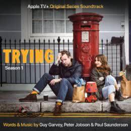 Обложка к диску с музыкой из сериала «Не с первой попытки (1 сезон)»