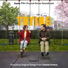 Обложка к диску с музыкой из сериала «Не с первой попытки (2 сезон)»