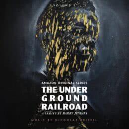Обложка к диску с музыкой из сериала «Подземная железная дорога (Volume 3)»