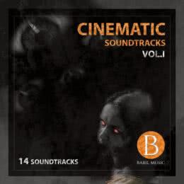 Обложка к диску с музыкой из сборника «Cinematic Soundtracks, Volume 1»