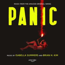 Обложка к диску с музыкой из сериала «Паника (1 сезон)»