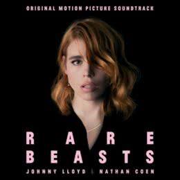 Обложка к диску с музыкой из фильма «Редкие звери»