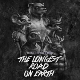 Обложка к диску с музыкой из игры «The Longest Road on Earth»