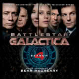 Маленькая обложка диска c музыкой из сериала «Звёздный крейсер «Галактика» (4 сезон)»