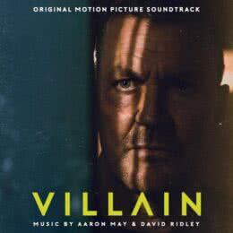 Обложка к диску с музыкой из фильма «Злодей»