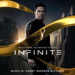Обложка к диску с музыкой из фильма «Бесконечность»