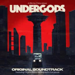 Обложка к диску с музыкой из фильма «Недобоги»