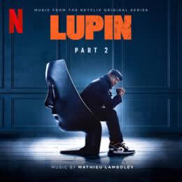 Обложка к диску с музыкой из сериала «Люпен (2 часть)»