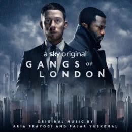 Обложка к диску с музыкой из сериала «Банды Лондона (1 сезон)»