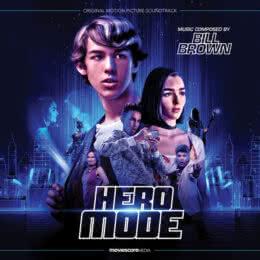 Обложка к диску с музыкой из фильма «Режим героя»