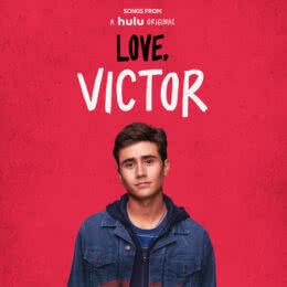 Обложка к диску с музыкой из сериала «С любовью, Виктор (1 сезон)»