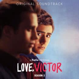 Обложка к диску с музыкой из сериала «С любовью, Виктор (2 сезон)»