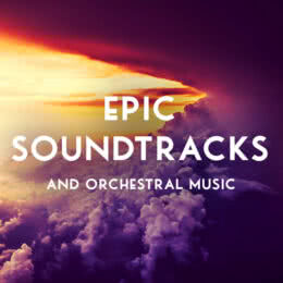 Обложка к диску с музыкой из сборника «Epic Soundtracks and Orchestral Music»