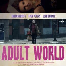 Обложка к диску с музыкой из фильма «Взрослый мир»
