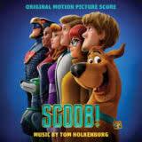Маленькая обложка диска c музыкой из мультфильма «Скуби-Ду!»