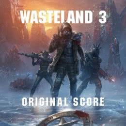 Обложка к диску с музыкой из игры «Wasteland 3»