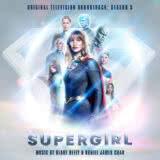 Маленькая обложка диска c музыкой из сериала «Супергерл (5 сезон)»
