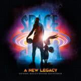 Маленькая обложка к диску с музыкой из фильма «Космический джем: Новое поколение»