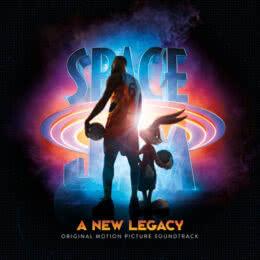 Обложка к диску с музыкой из фильма «Космический джем: Новое поколение»