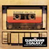 Маленькая обложка диска с музыкой из фильма «Стражи Галактики»