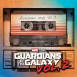 Маленькая обложка к диску с музыкой из фильма «Стражи Галактики 2»