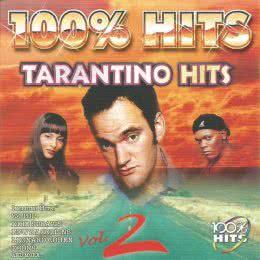Обложка к диску с музыкой из сборника «100% хиты от Тарантино II (2001)»
