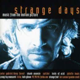 Обложка к диску с музыкой из фильма «Странные дни»