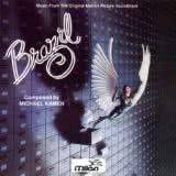 Маленькая обложка диска с музыкой из фильма «Бразилия»