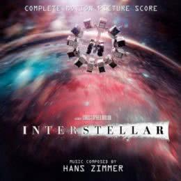 Обложка к диску с музыкой из фильма «Интерстеллар (Deluxe Edition)»