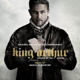 Обложка к диску с музыкой из фильма «Меч короля Артура»