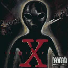 Обложка к диску с музыкой из сборника «The X-Files: Songs in the Key of X»