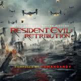 Маленькая обложка диска с музыкой из фильма «Обитель зла: Возмездие»