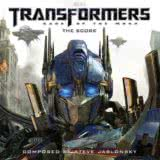 Маленькая обложка диска с музыкой из фильма «Трансформеры: Темная сторона луны»