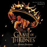 Маленькая обложка диска с музыкой из сериала «Игра престолов (2 сезон)»