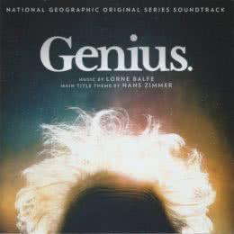 Обложка к диску с музыкой из сериала «Гений (1 сезон)»