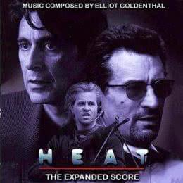 Обложка к диску с музыкой из фильма «Схватка»