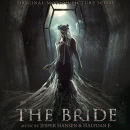 Обложка к диску с музыкой из фильма «Невеста»