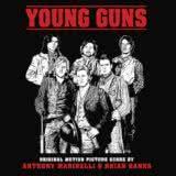 Маленькая обложка к диску с музыкой из фильма «Молодые стрелки»