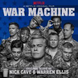 Обложка к диску с музыкой из фильма «Машина войны»