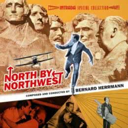 Обложка к диску с музыкой из фильма «На север через северо-запад»