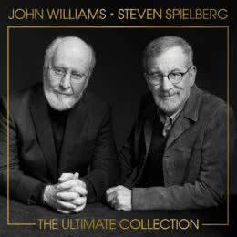Обложка к диску с музыкой из сборника «Steven Spielberg's Movies»